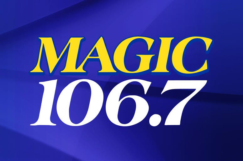 New MAGIC 106.7 Logo