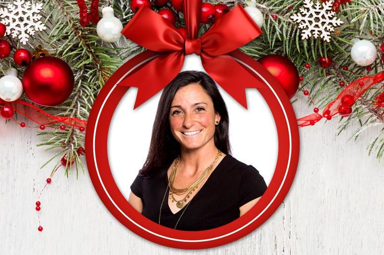2019 Christmas Host Kendra
