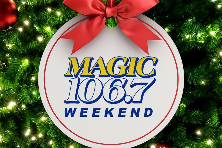 2019 Christmas Show MAGIC Weekend