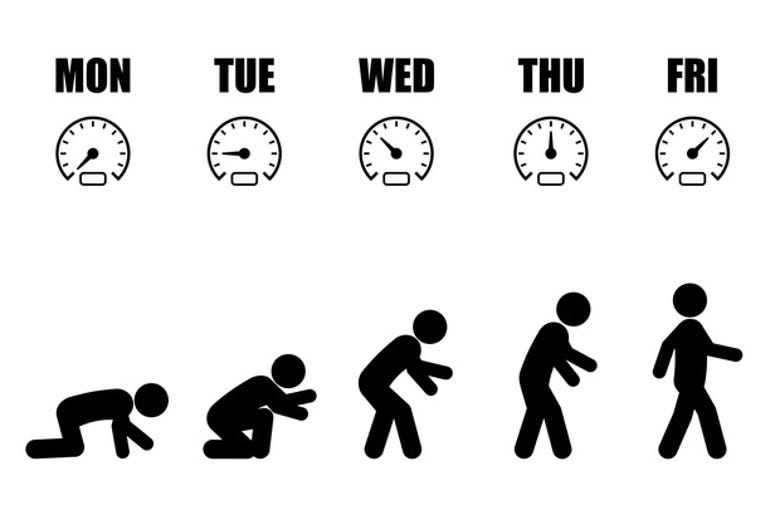 weekdays