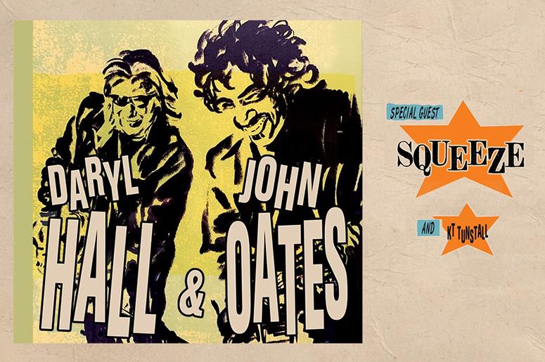 Ryan's Q&A - Daryl Hall & John Oates