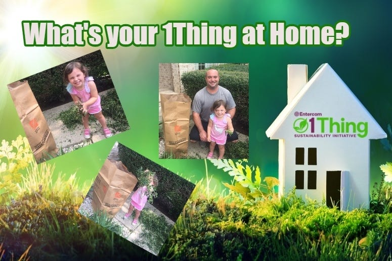 Eco Friendly Home Roml Getty Images / Natalie family yardwork 2020