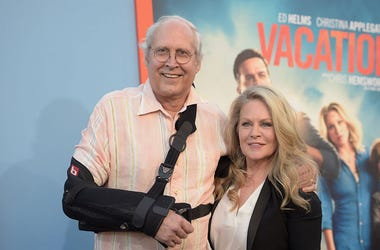 chevy and beverly from naitonal lampoon's vacation
