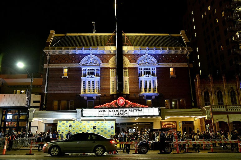 sxsw film fest theater