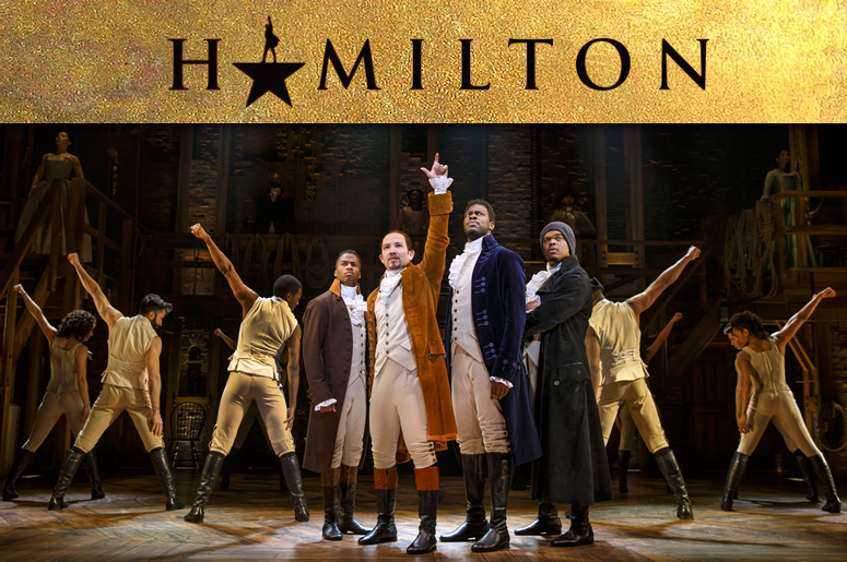 Hamilton - Texas Performing Arts