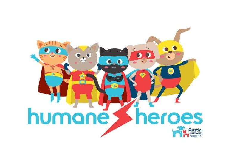 Humane Heroes  / Austin Humane Society 2020