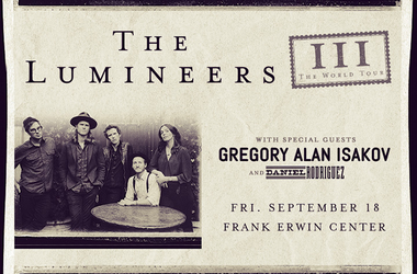 The Lumineers - The III World Tour - Frank Erwin Center