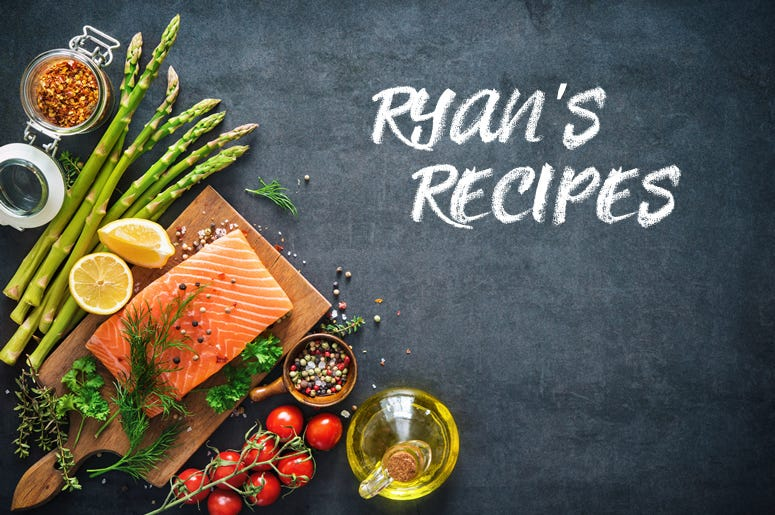 Ryan's Recipies - Majic 95.5