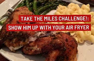 Take the Miles Challenge!
