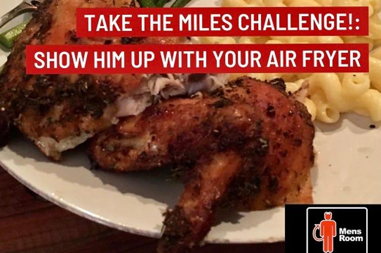 Take the Miles Challenge!