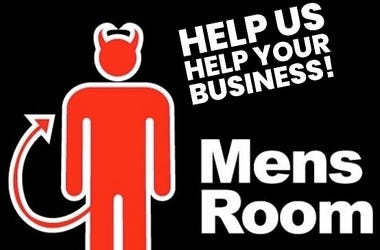 HELP US HELP YOUR BUSINESS!