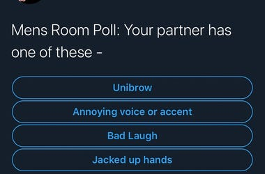 This poll dance is different