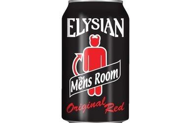 Mens Room Original Red