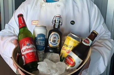 Summer Beers Make You Feel Fine