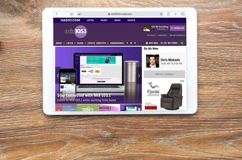 iPad WMHX
