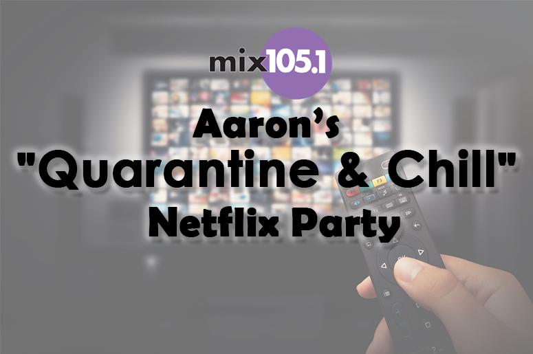aaron netflix watch party