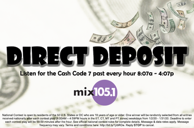 WMHX Direct Deposit