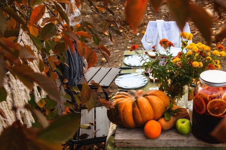 Autumn Brunch Getty Image / undefined
