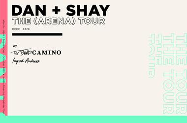Dan + Shay - AT&T Center