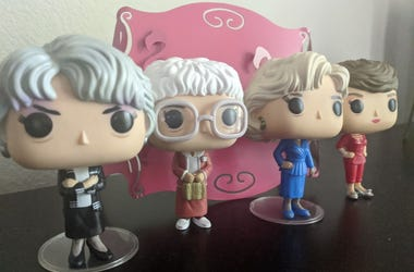 Golden Girls Bobble Figurines HR photo