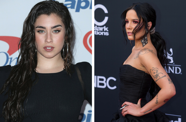 Lauren Jauregui and Halsey