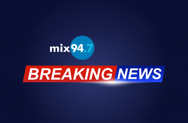 Breaking News  Mix 94.7