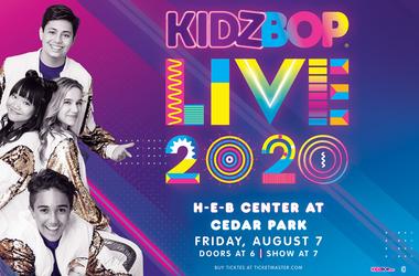 KIDZ BOP Live 2020 H-E-B Center at Cedar Park
