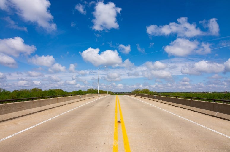 Open Road Getty Images 775x517