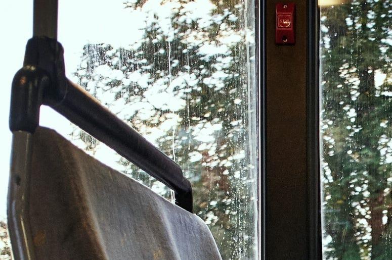 Public Bus seats