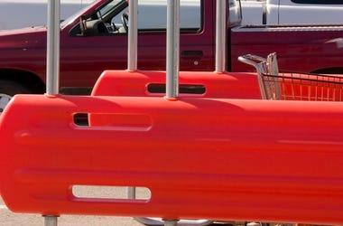 Target Shopping Cart