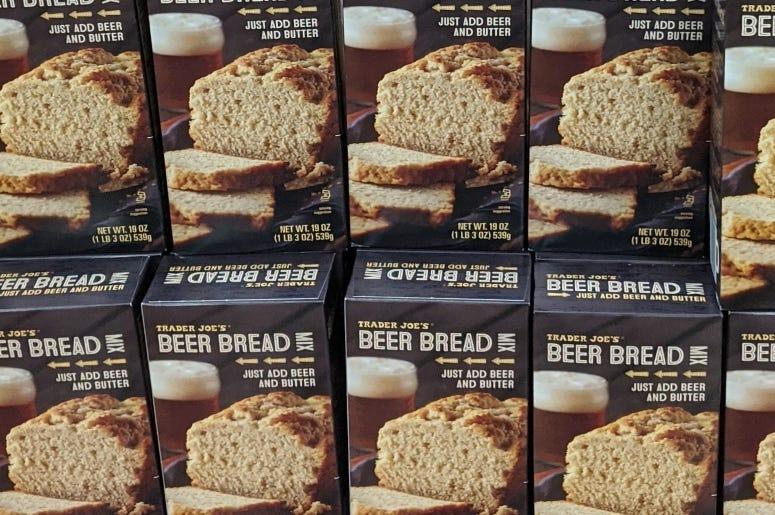 TJ's Beer Bread Mix
