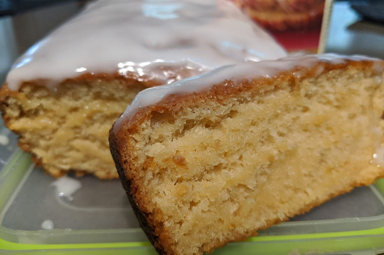 TJs Lemon Bread