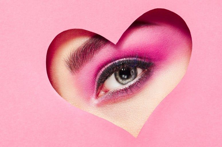 Valentines Makeup Trend 2020