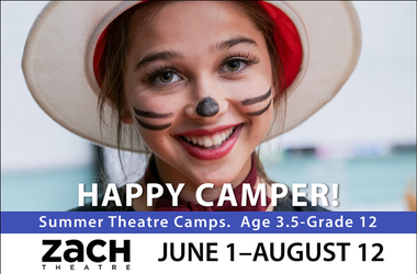 ZACH Theatre Summer Camps