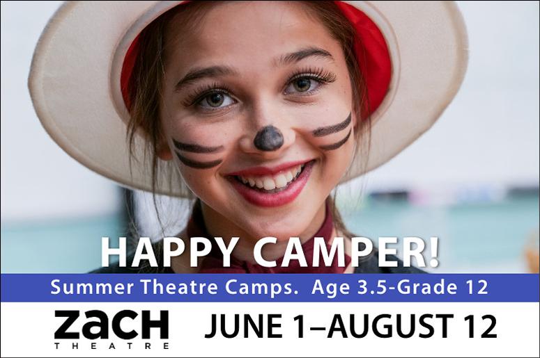ZACH Theatre Summer Camps
