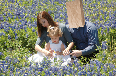 Unknown Blogger - Mix 94.7 - Bluebonnets