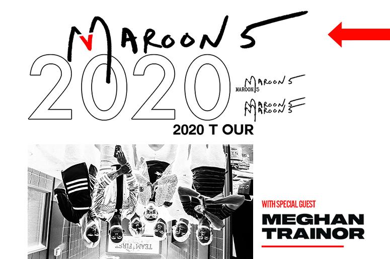 Maroon 5 Three-Day Winning Weekend - Mix 94.7