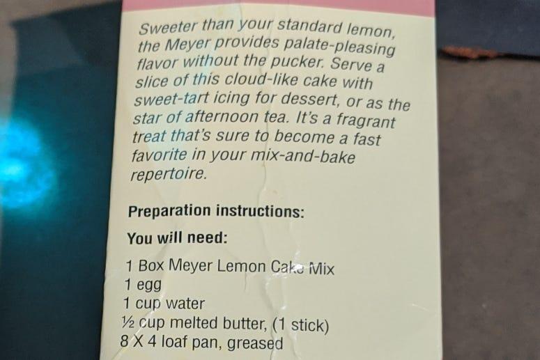 Lemon Bread 2
