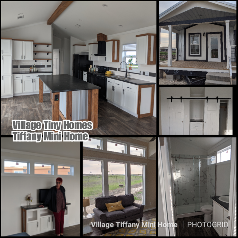 Tiffany Mini Home @ Village Tiny Homes