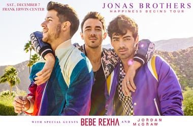 Jonas Brothers - Frank Erwin Center