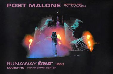 Post Malone - Frank Erwin Center