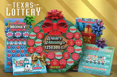 Texas Lottery Scratch Tickets