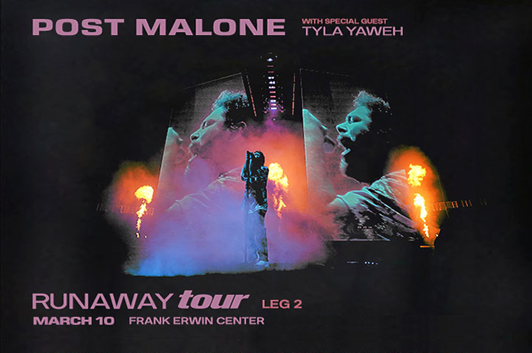 Post Malone - Frank Erwin Center
