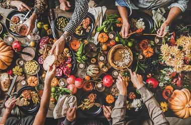 Thanksgiving Day Gathering