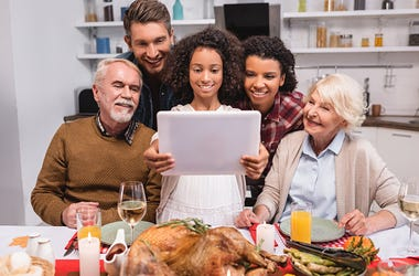Virtual Thanksgiving