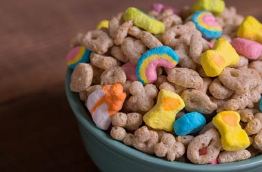 New Marshmallow Lucky Charms