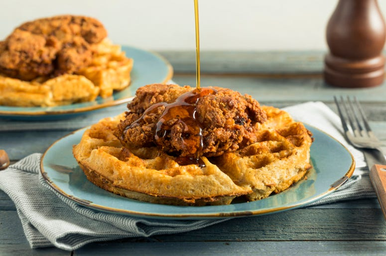 Chicken Waffles