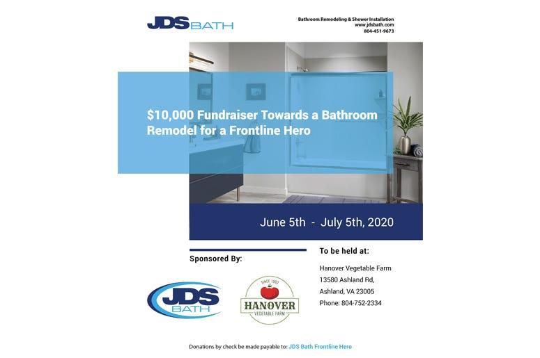 JDS bath