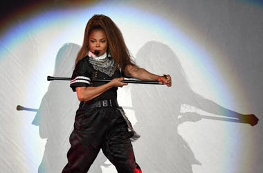 Janet Jackson performs at American Airlines Arena