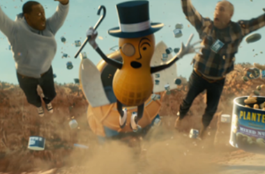 Mr. Peanut Dead
